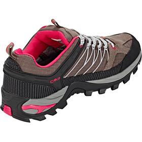 CMP Campagnolo Rigel Low WP Trekking Shoes Damen tortora-ice